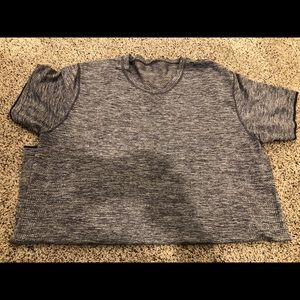 XXL Men's Lululemon Grey T-shirt